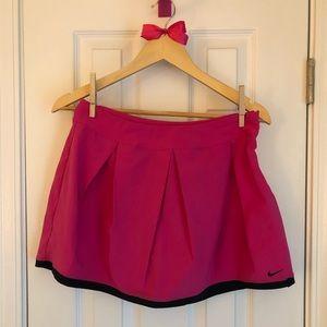 Pink Nike Tennis Skirt